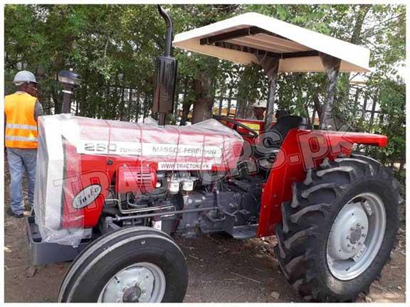 260 turbo massey ferguson tractors