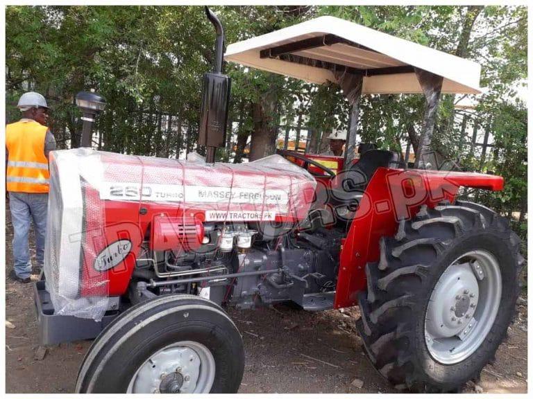 260 turbo massey ferguson tractors for sale