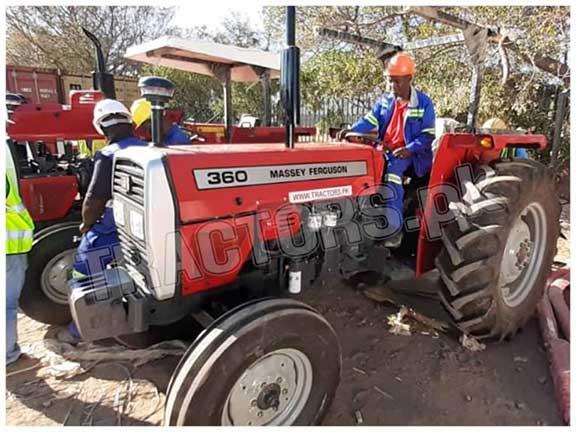 massey ferguson tractors dealers in Nigeria