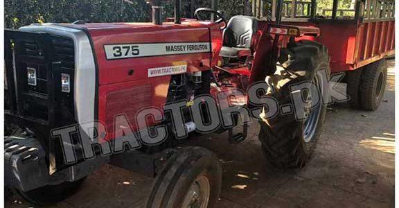 375 tractors massey ferguson