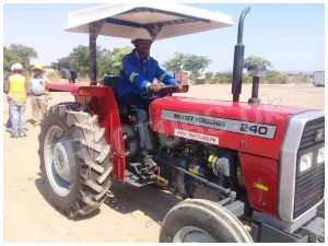 Massey Ferguson 240 tractors in Kenya