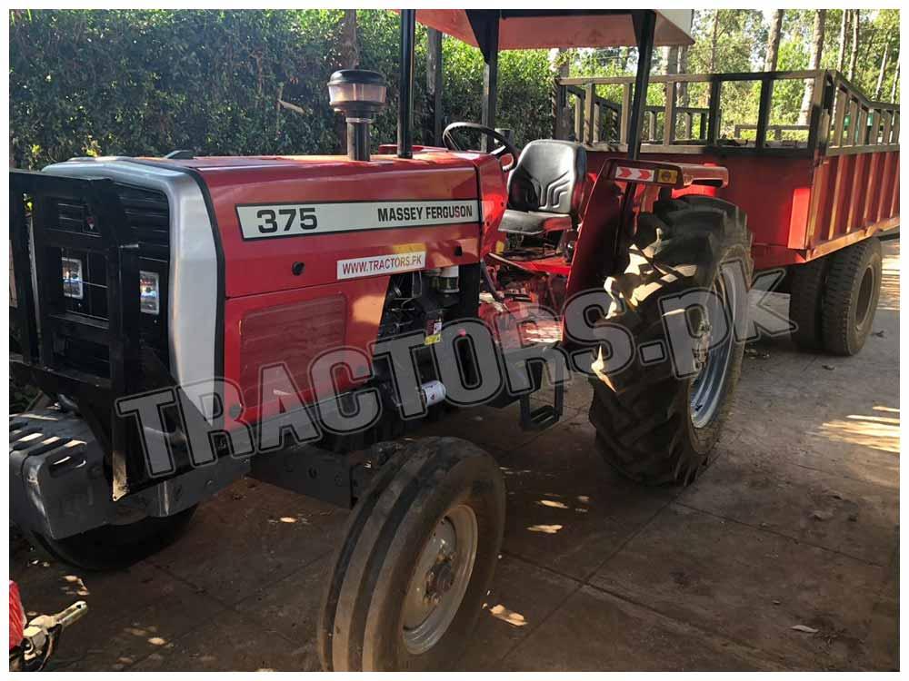 Massey Ferguson tractor 375 2WD for sale