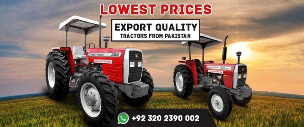 Massey Ferguson Tractors for Sale in Zambia