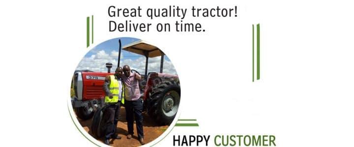 Tractor Dealers in Tanzania