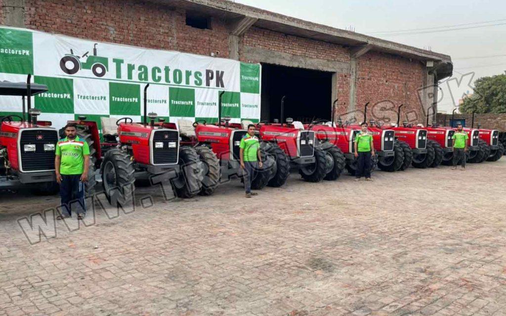Massey Ferguson Tractors Ghana